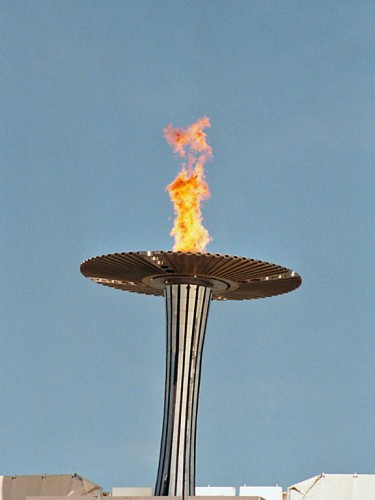 Olympic Flame - Sydney 2000 Olympics