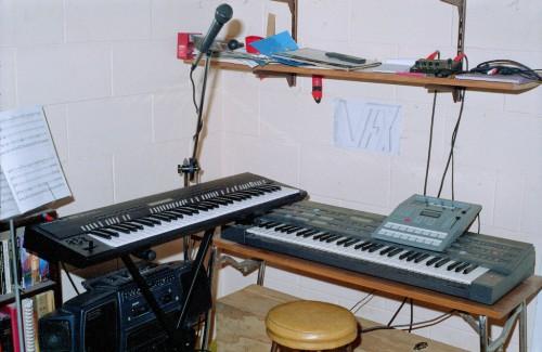 My Studio - 1990