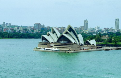 Sydney Opera House - Dec 1998