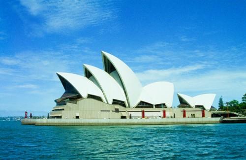 Sydney Opera House - Jan 1999