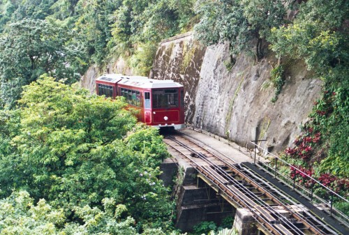 Victoria Peak Tramway - Hong Kong