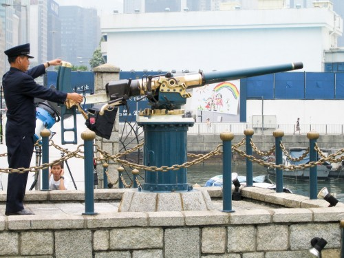 Noonday Gun - Hong Kong