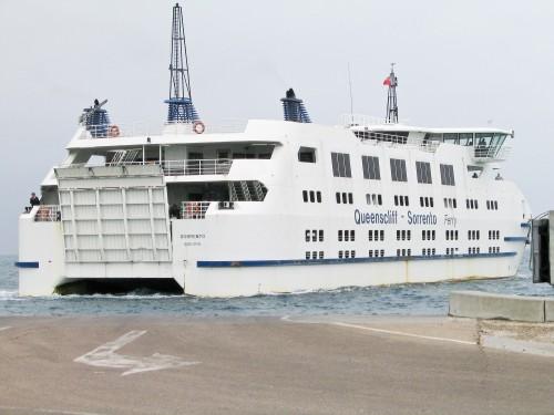 Sorrento - Queenscliff Ferry - 2003