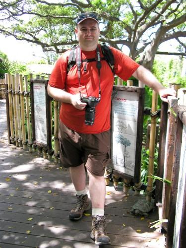 Sim' at Taronga Zoo