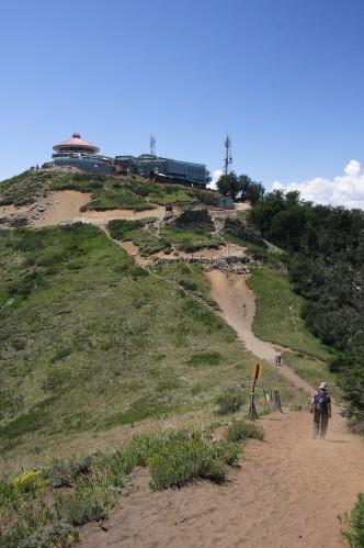 Cerro Otto, near Bariloche, Argentina