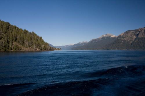 Views from Lago Nahuel Huapi