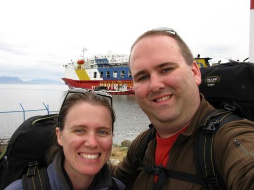 Navimag - Puerto Natales, Chile