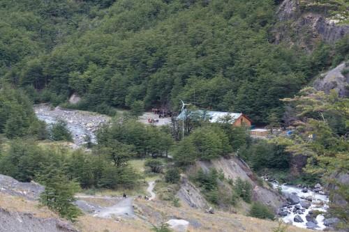 Campamento Chileno - Torres del Paine, Chile