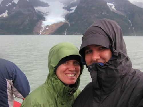Monte Balmaceda glacier - Bernado O?Higgins National Park, Chile