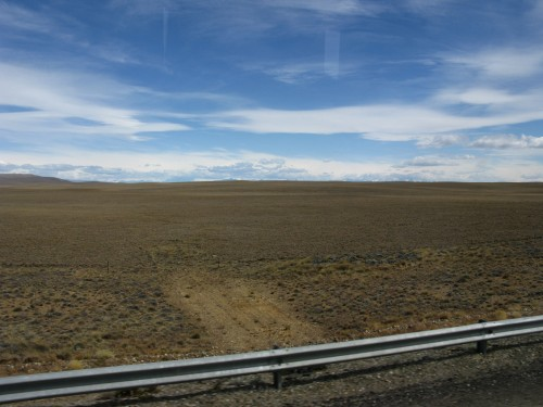 Plains near El Calafate, Argentina