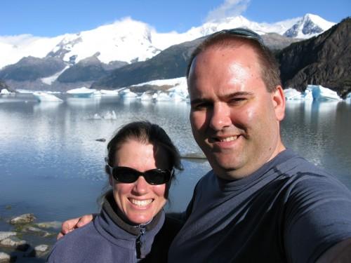 Onelli Bay, Glaciers National Park - El Calafate, Argentina