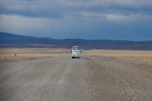 El Calafate, Argentina to Puerto Natales, Chile