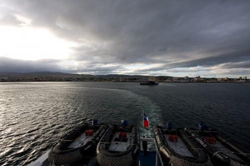 Punta Arenas - Cruceros Australis