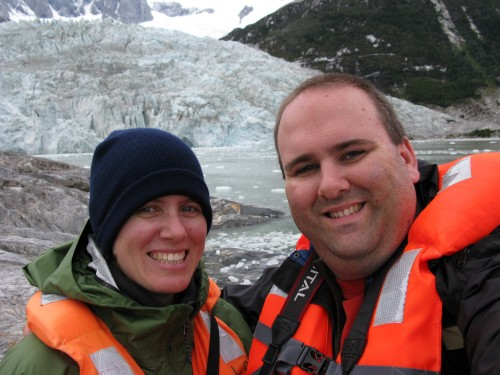 Pia Glacier - Cruceros Australis