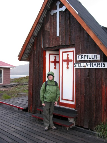 Southernmost Chapel in the World - Cape Horn, Chile