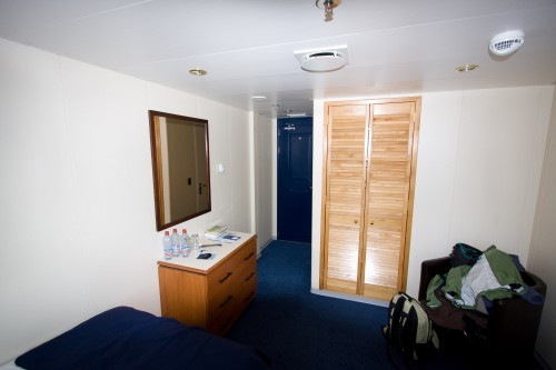Our cabin - Cruceros Australis