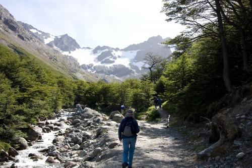 Leanne - Martial Glacier - Ushuaia, Argentina