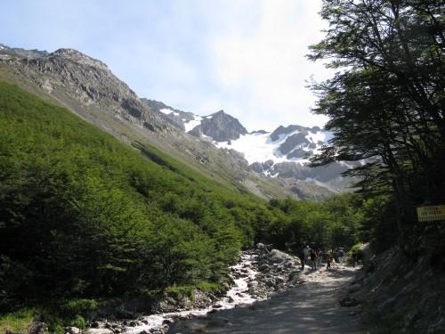 Martial Glacier - Ushuaia, Argentina
