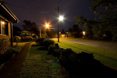 Night-time photography