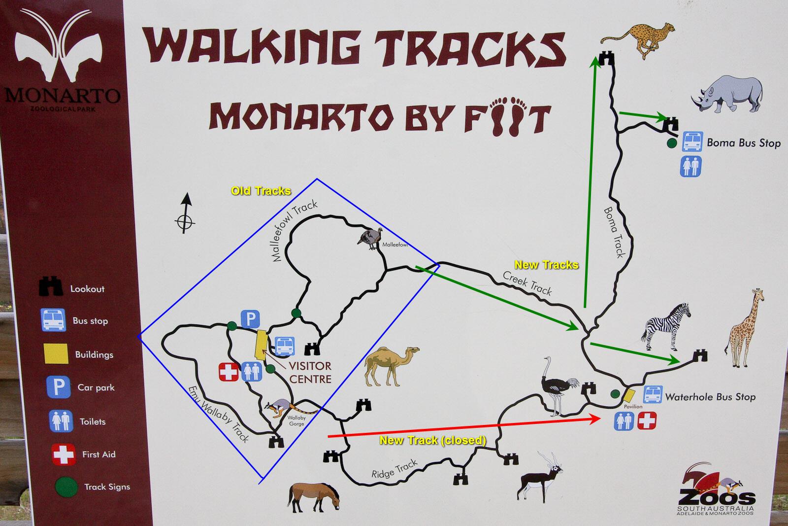 Monarto Zoo The Rhyme of Sim