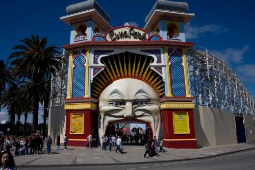 Luna Park - St. Kilda