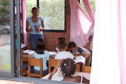 Classroom for pre-school kids
